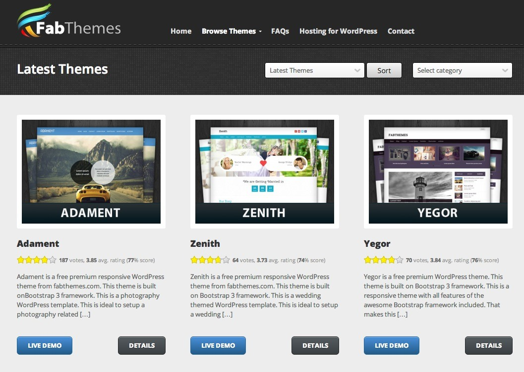 Encontrando temas gratuitos para nuestro blogTutorial de WordPress