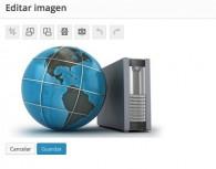 Cambiar tamaño de una imagen en Wordpress