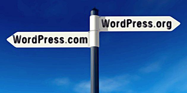 Wordpress.com o WordPress.org