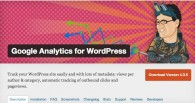 Google Analytics para Wodpress